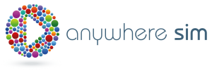 Anywhere Sim Logo