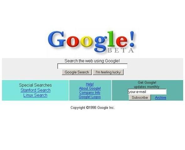 Google in 2004