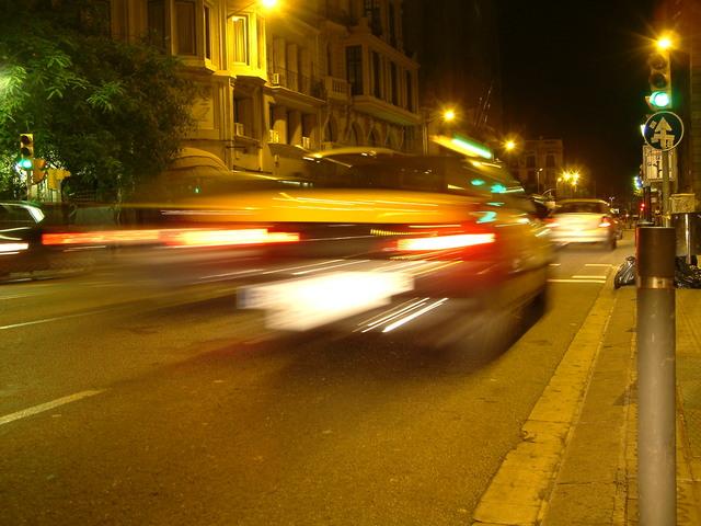 Brake Lights Stopping