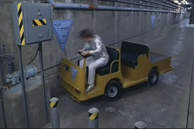 Austin Powers 3 Point Turn