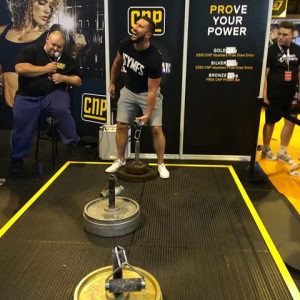 Wayne Worthington at BodyPower CNP Challenge