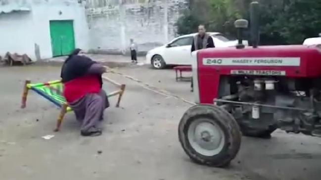 Arbab Hyat Tractor