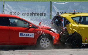 Crash Test Collision