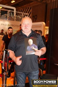 Bill Kazmaier at Body Power 2017