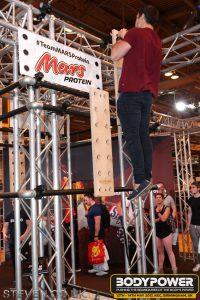 Mars Protein Peg Challenge
