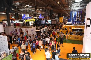 Body Power Aerial Shot