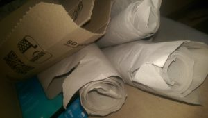 Amazon Prime Day Packing Paper Rolls