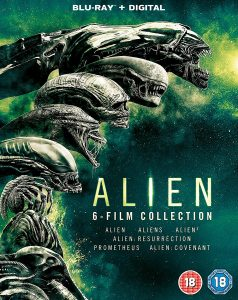 Alien 1-6 Boxset Amazon