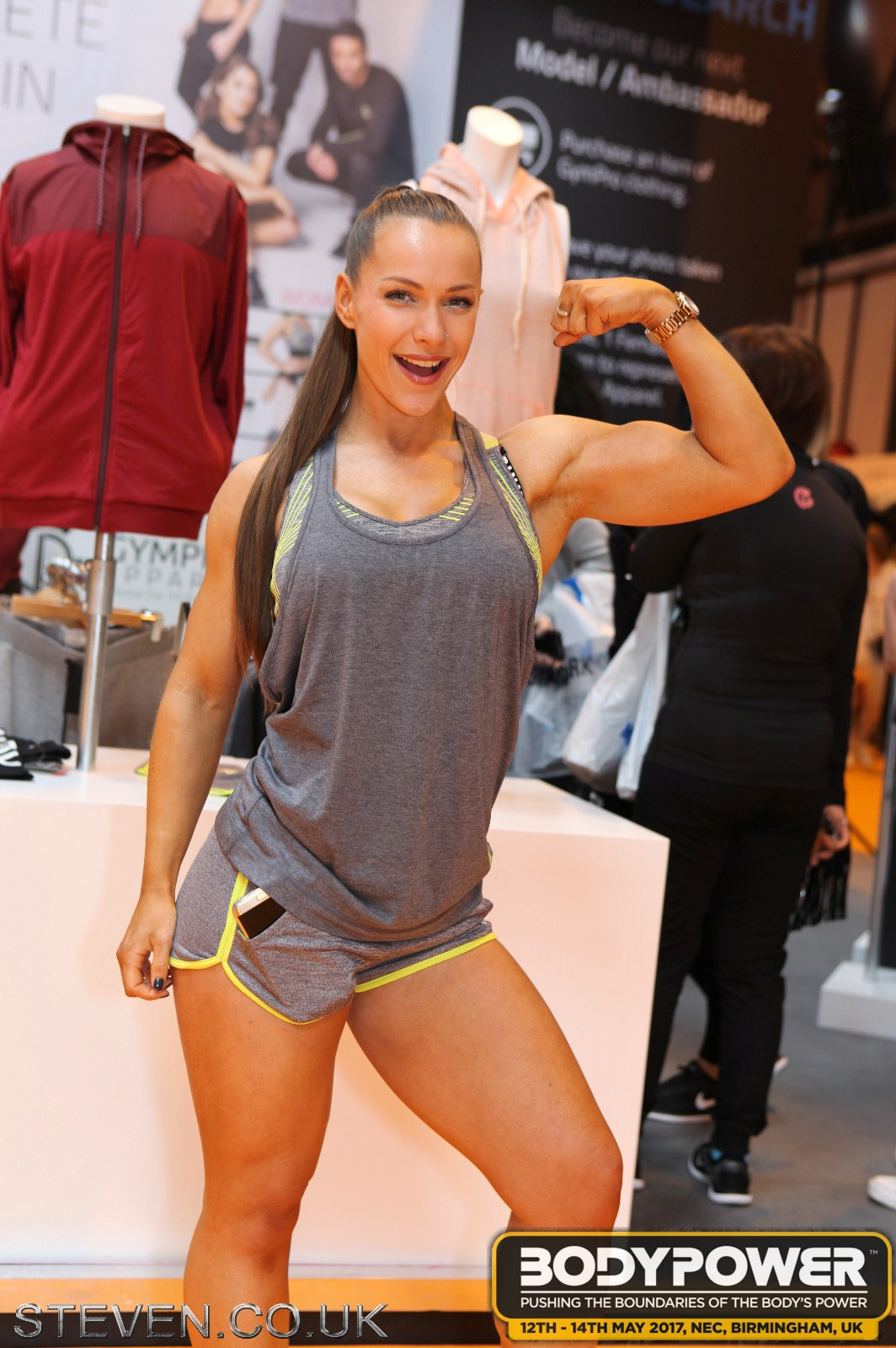Kate Errington BodyPower