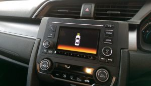 Honda Civic SE Parking Sensor