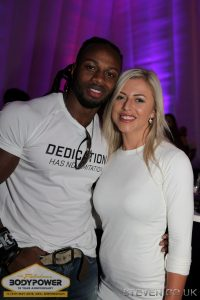 Ulisses at Body Power After Party