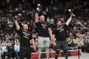 Giants Live Final - Winners